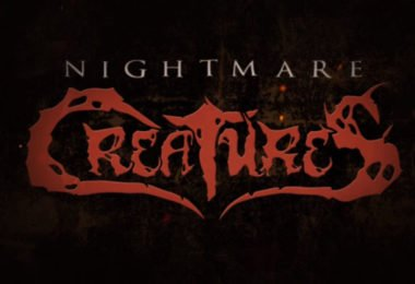 Nightmare Creatures logo