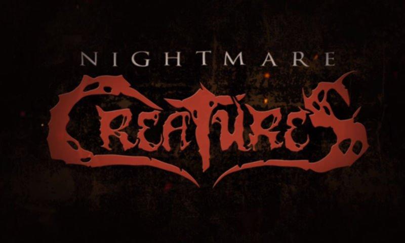 Nightmare Creatures logo
