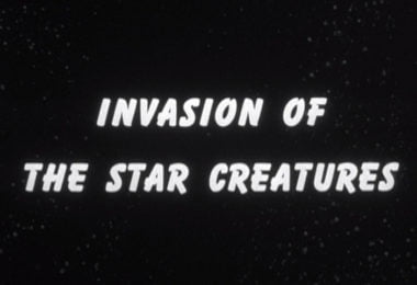 Star Creatures title card