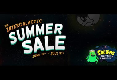 Steam Summer Sale 2018: SciFi & Horror Highlights