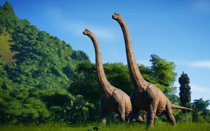 Jurassic World Evolution 75% Off During Steam Winter Sale