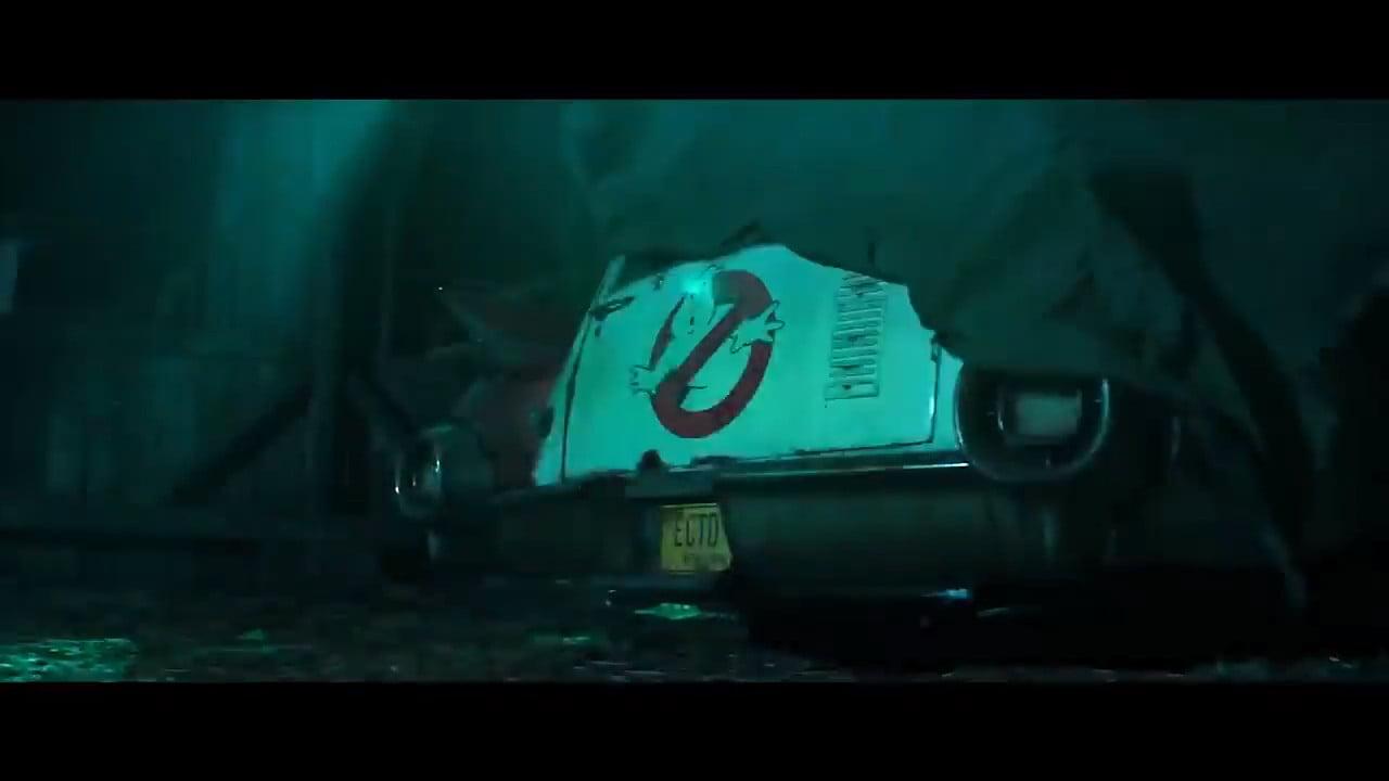 Teaser Trailer - Ghostbusters (2020)