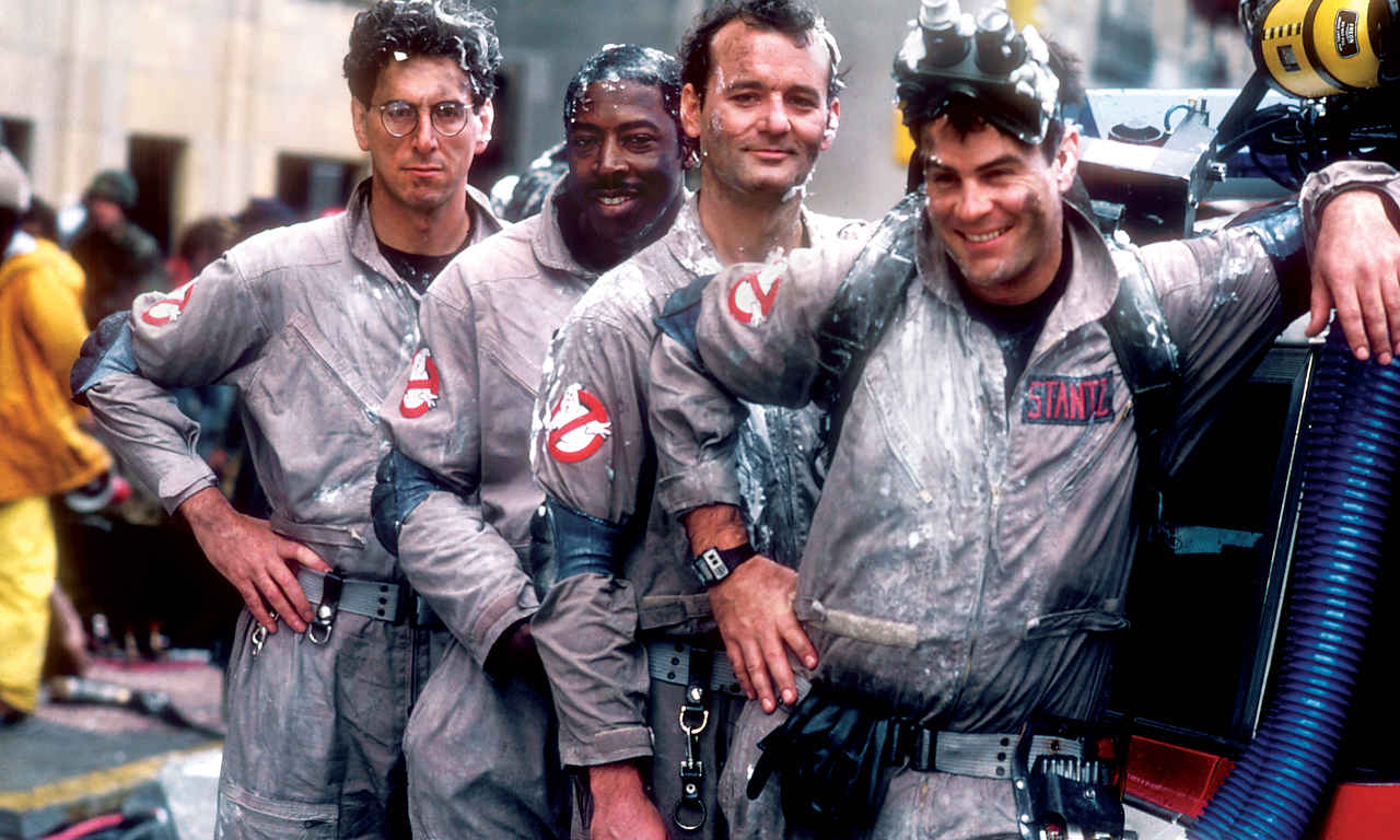 Ghostbusters 2020 Release Date