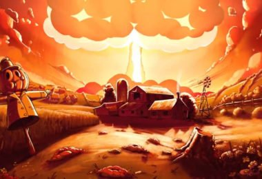 Atomicrops: Farming at the End of the World
