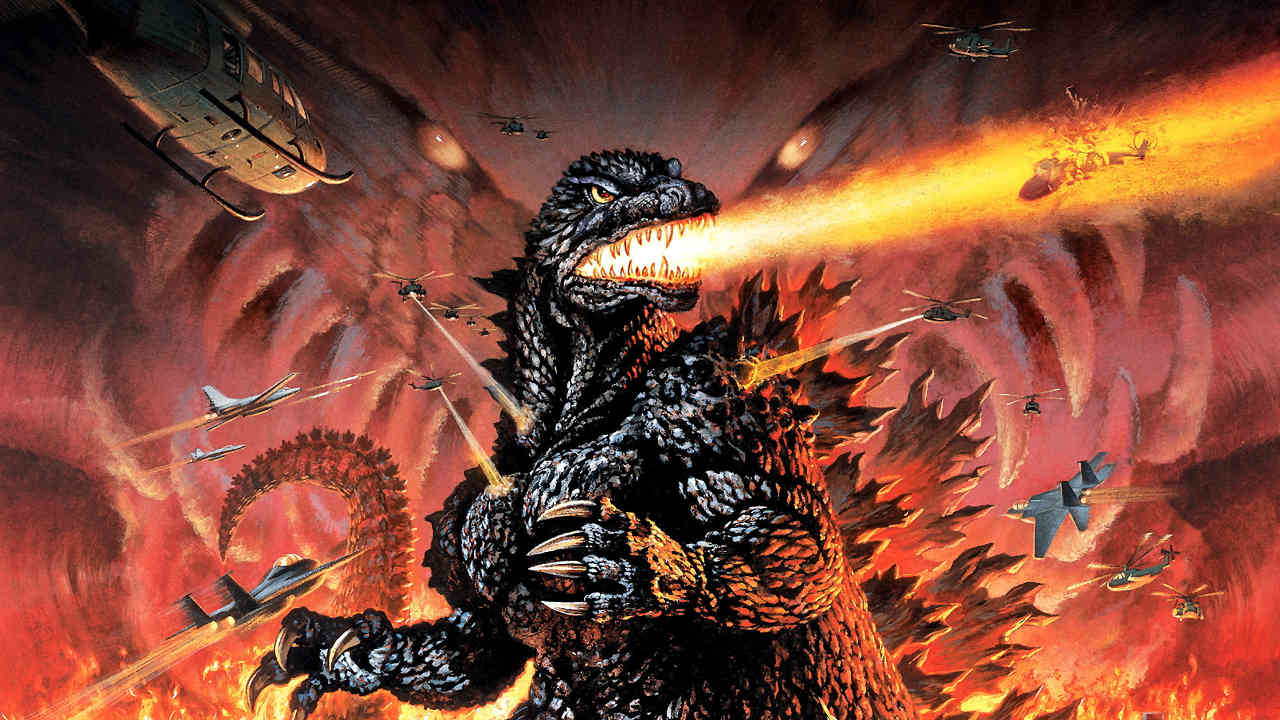 On Toho's Cinematic Universe Plans Beyond 2020