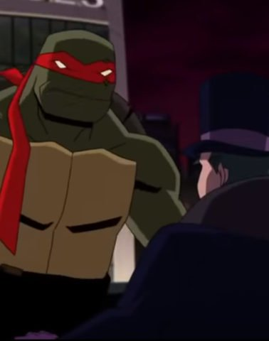 Trailer - Batman Vs. TMNT