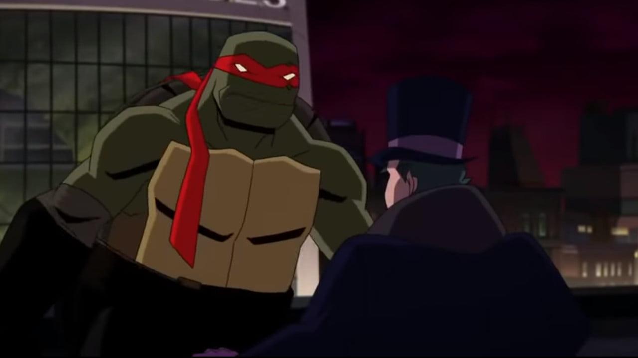 Trailer - Batman Vs. TMNT