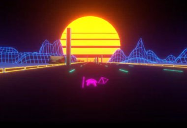 Vecter: An Outrun Game Project