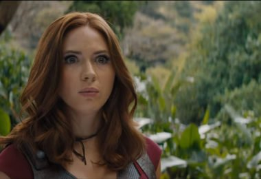 Karen Gillan in Jumanji: The Next Level (2019)