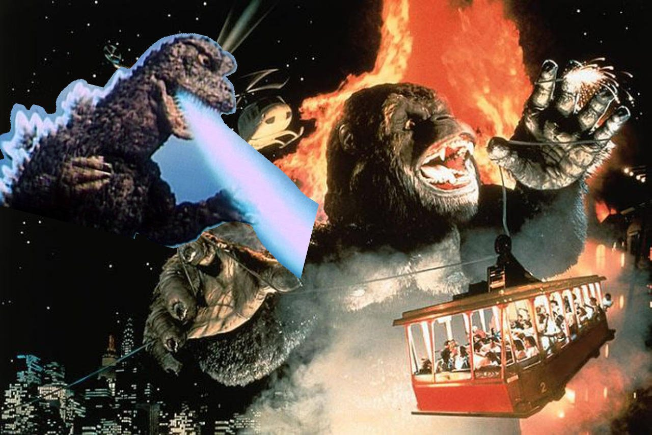 Godzilla Vs Kong First Image Of Kongfrontation Atomic Lagoon For years, king kong vs. godzilla vs kong first image of