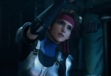 Jessie in the upcoming Final Fantasy VII remake