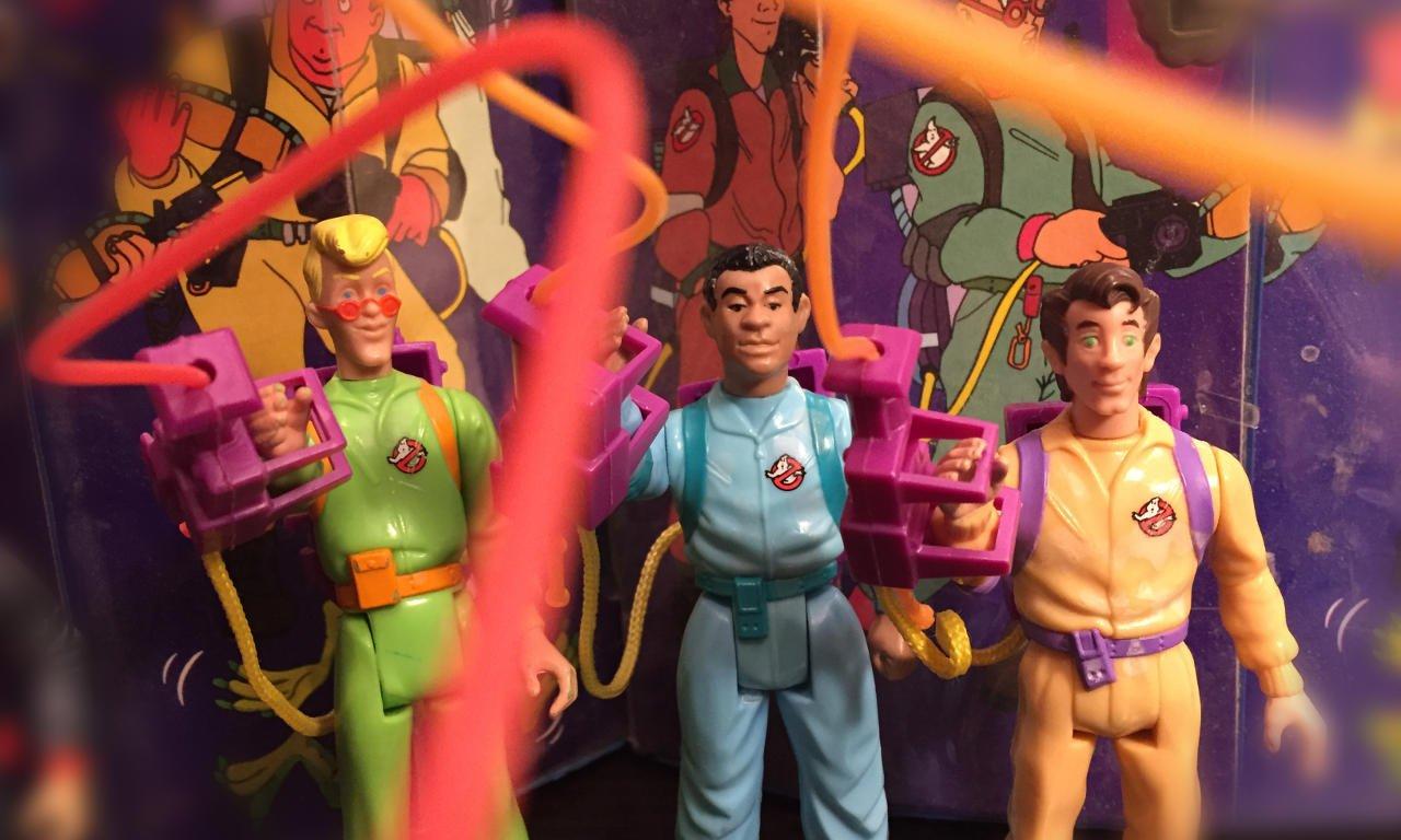 Ye Olde Ghostbusters action figures