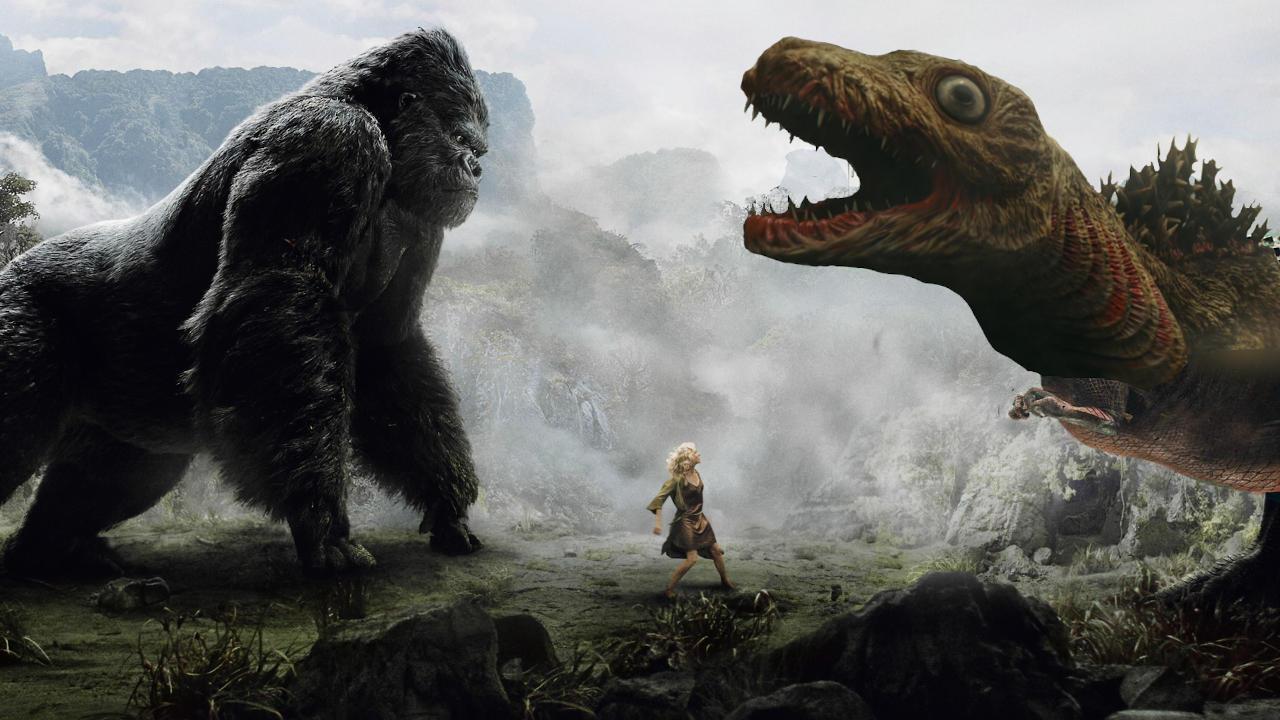 King Kong vs. Shin Godzilla