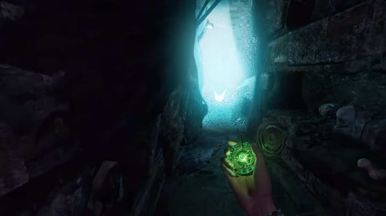 Things get weird in Amnesia: Rebirth
