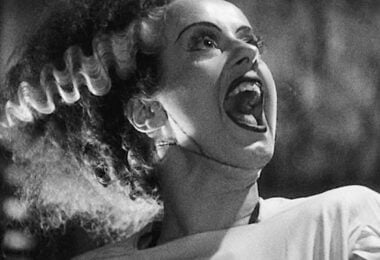 The Bridge of Frankenstein shrieks!