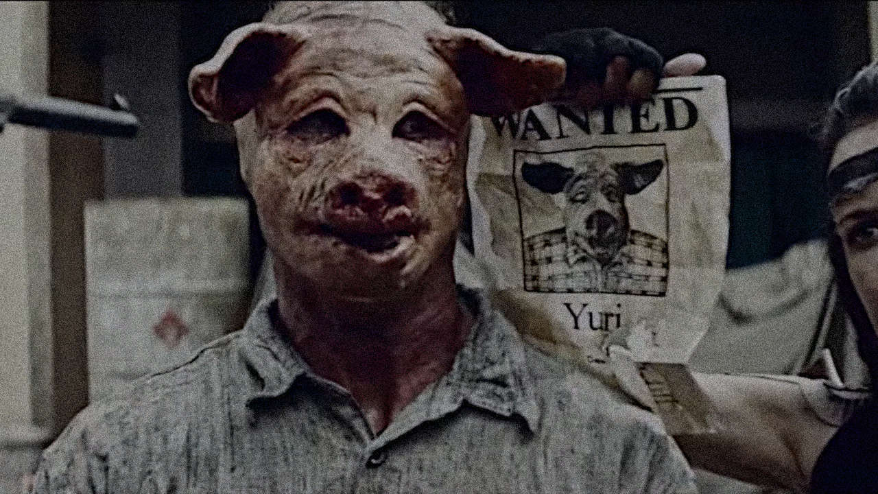 A pig man in Bullets Of Justice