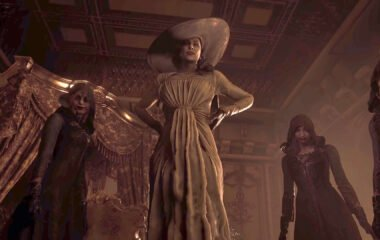 The witches of Resident Evil Village
