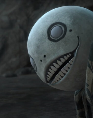 Emil in NieR Replicant