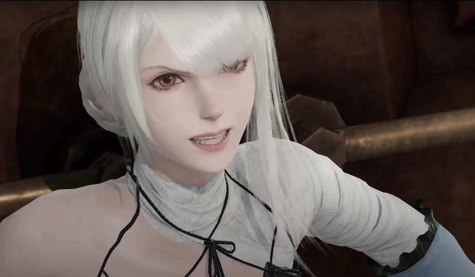 Kaine in NieR Replicant Remake