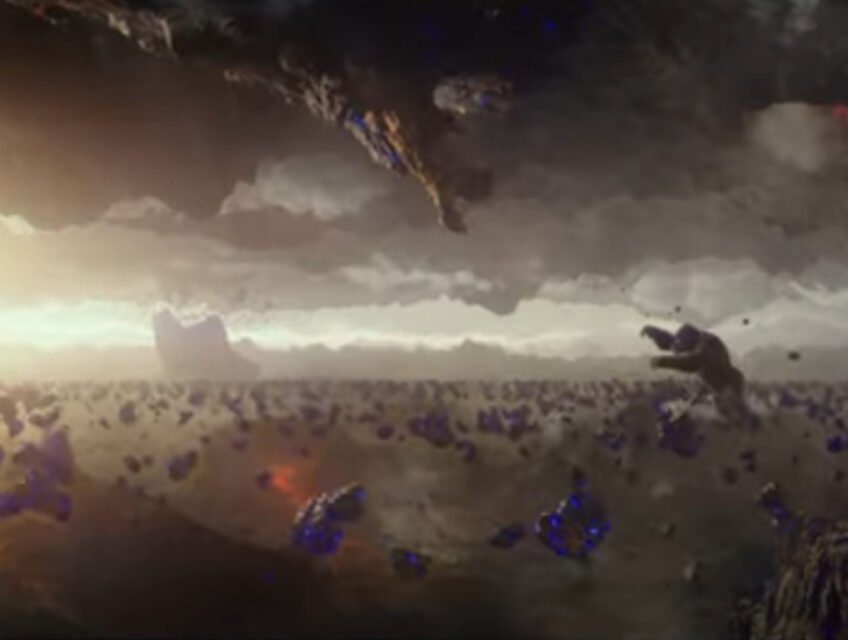 The Hollow Earth in Godzilla Vs. Kong