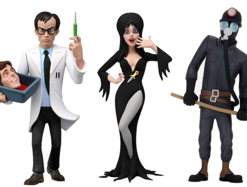 Elvira and other Toony Terrors