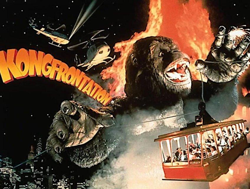 Kongfrontation title