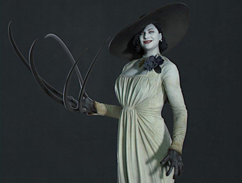 Lady Dimitrescu limited figure
