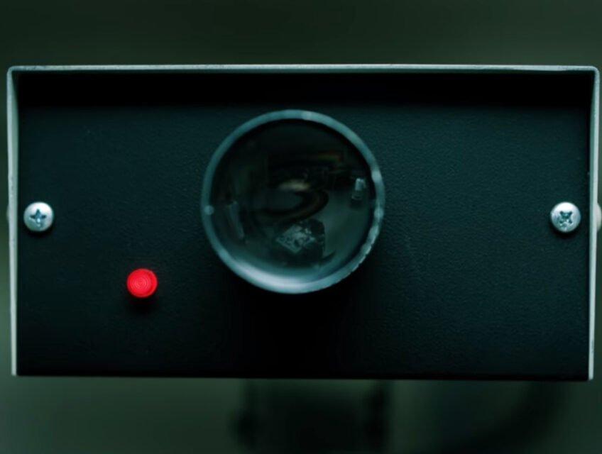 A strange camera from Stranger Things Season 4