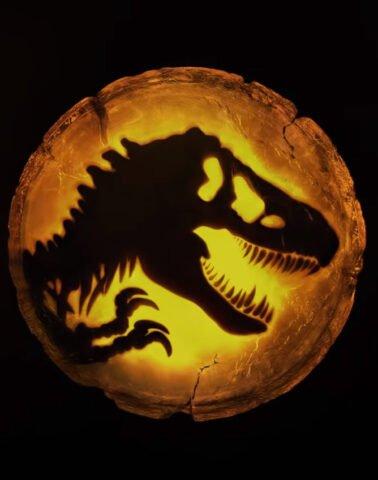 Jurassic World Dominion logo
