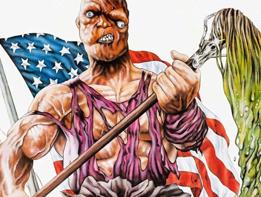 The Toxic Avenger poster