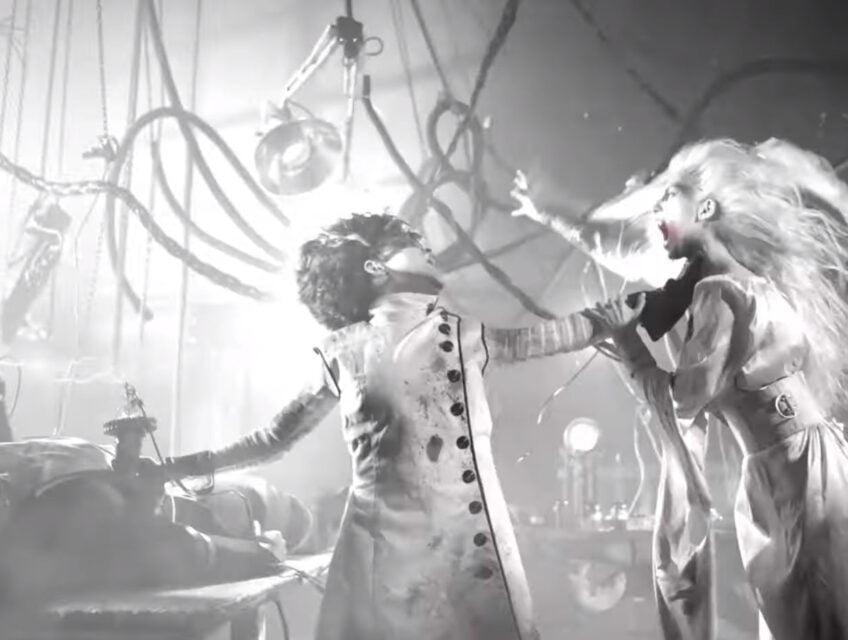 The Bride of Frankenstein Returns