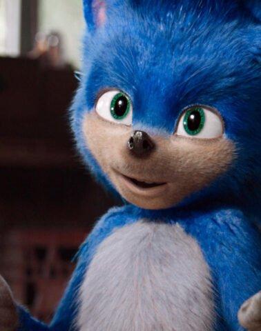 Sonic as a VTuber?