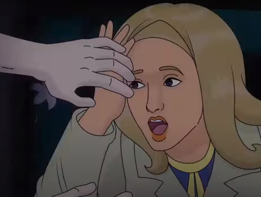 Barbara in Night of the Animated Dead