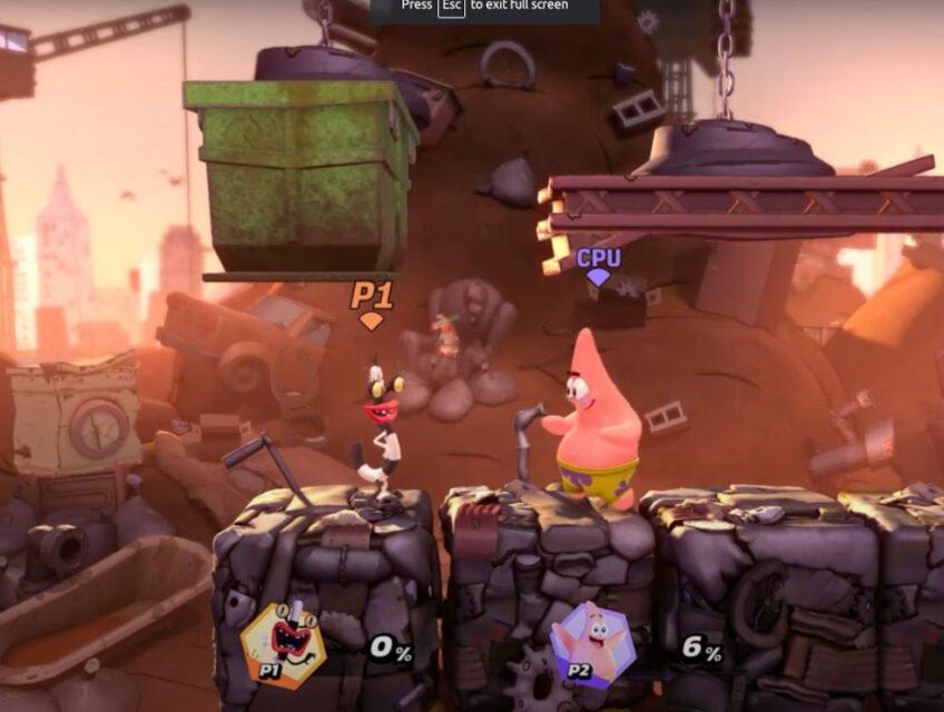 Oblina vs. Patrick