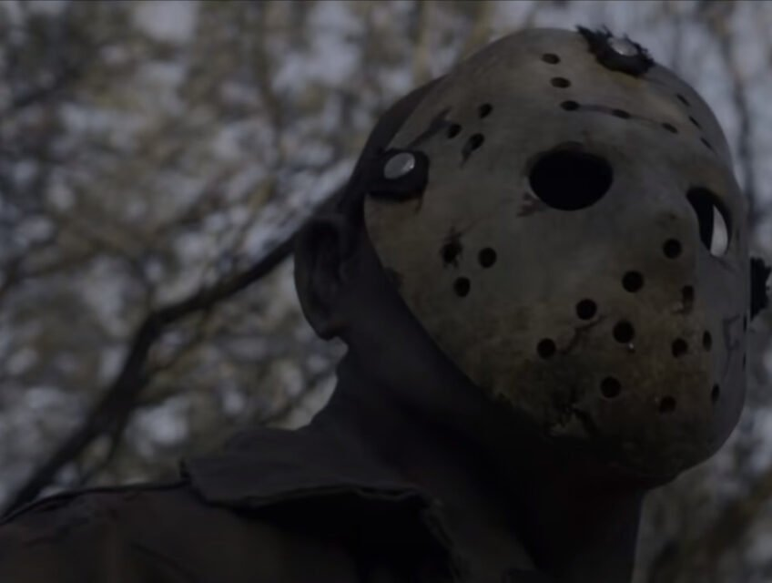 Jason in Never Hike Alone