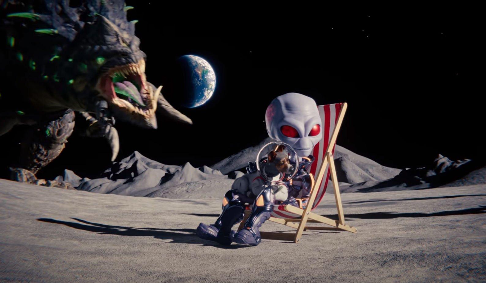 Crypto on the moon
