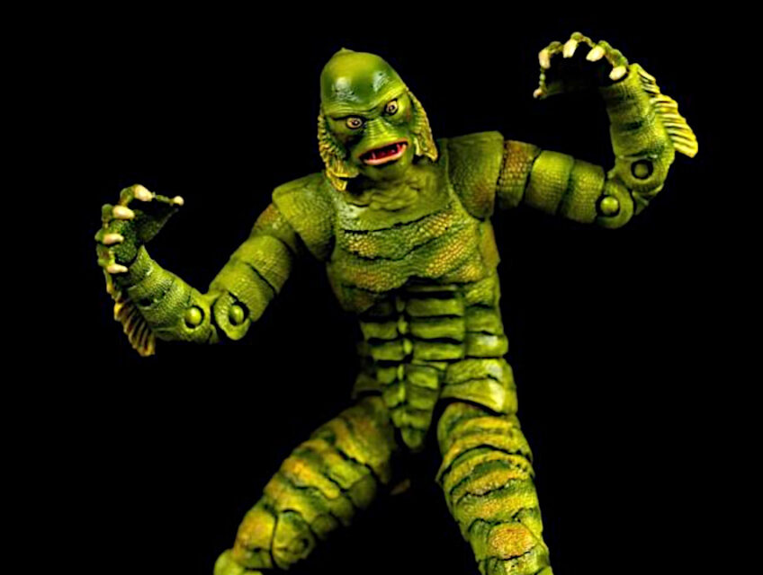 Creature from the Black Lagoon action figure