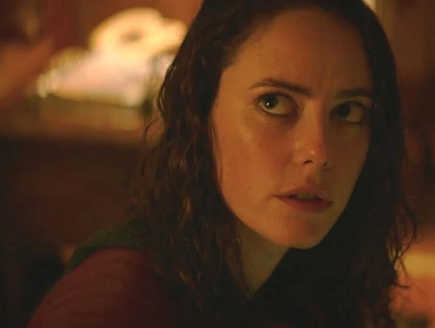 Kaya Scodelario as Claire Redfield in Resident Evil: Welcome to Raccoon City